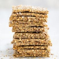 Low-Carb Crackers