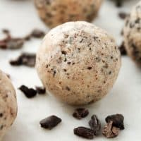 ultimate keto dessert chocolate chip cookie dough fat bombs
