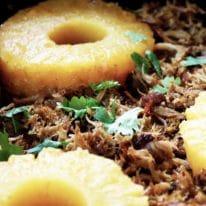 Pressure Cooker Low-FODMAP Citrus Carnitas