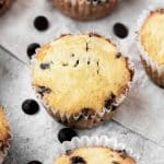 Low-Carb-Chocolate-Chip-Muffins
