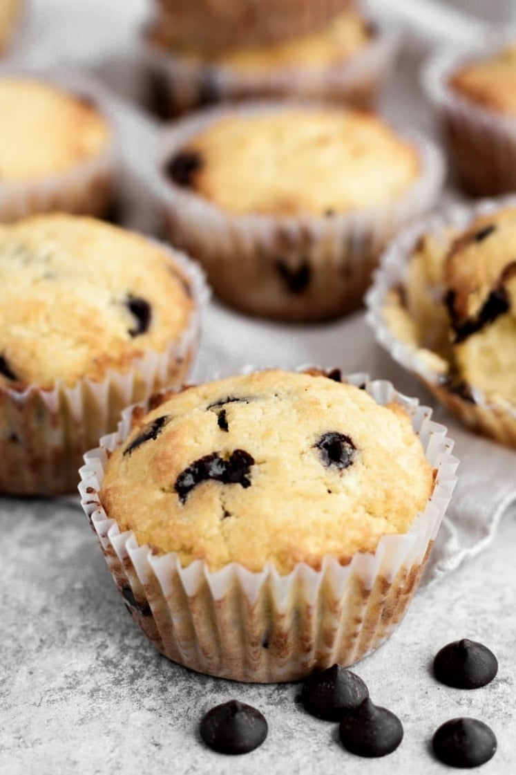 hero-shot-Low-Carb-Chocolate-Chip-Muffins-recipe