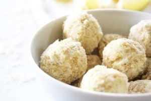 keto-vegan-and-paleo-Lemon-Bar-Fat-Bombs-in-bowl