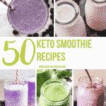 50 Keto Smoothie Recipes