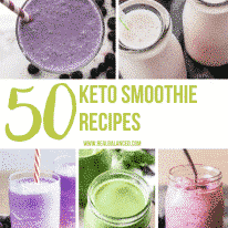 50 Keto Smoothie Recipes