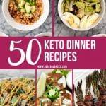 50 Keto Dinner Recipes