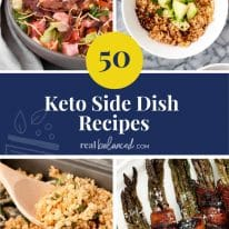 50 Keto Side Dish Recipes
