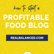 How To Start A Profitable Food Blog