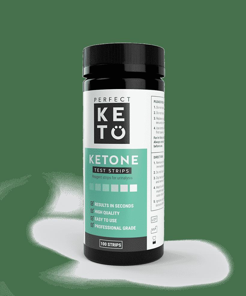 perfect keto urine testing strips
