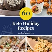 60 Keto Holiday Recipes