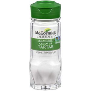 McCormick Gourmet All Natural Cream Of Tartar