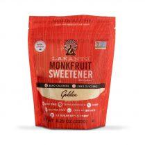 a bag of lakanto golden monk fruit sweetener