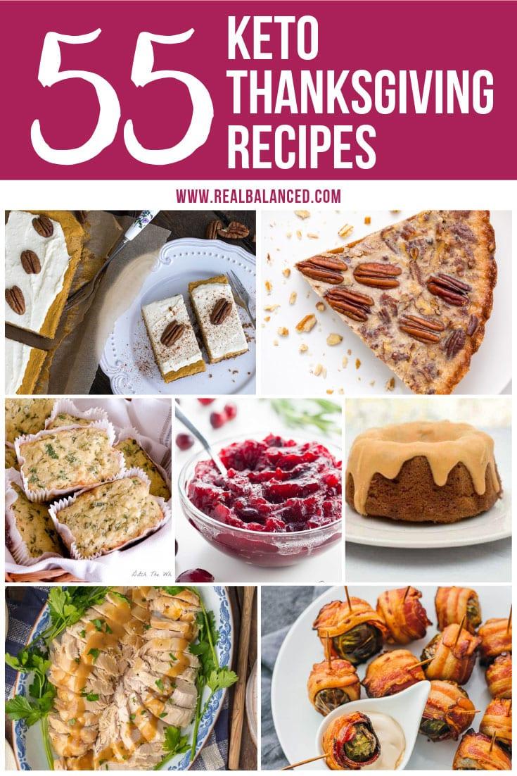 55 Keto Thanksgiving Recipes