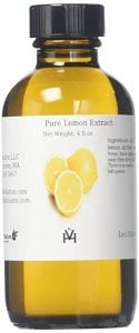 OliveNation Pure Lemon Extract