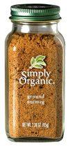 Simply Organic Nutmeg Ground
