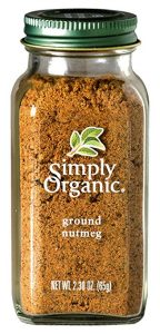 Simply Organic Nutmeg Ground