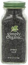 Simply Organic Whole Poppy Seed