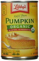 Libby's 100% Pure Organic Pumpkin