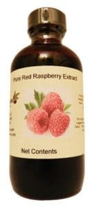 OliveNation Pure Red Raspberry Extract