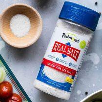 Redmond Real Sea Salt