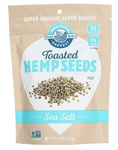 Manitoba Harvest Toasted Hemp Seeds