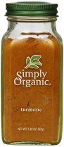 Simply Organic Turmeric Root Ground