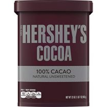 hershey's unsweetened 100% cocoa powder