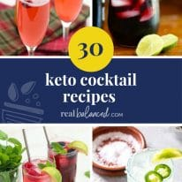 30 Keto Cocktail Recipes