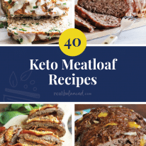 40 Keto Meatloaf Recipes