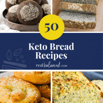 50 Keto Bread Recipes