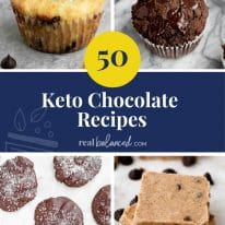 50 Keto Chocolate Recipes