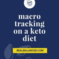 A Guide to Macro Tracking For A Ketogenic Diet