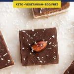 Low-Carb Almond Joy Bars recipe pinterest image