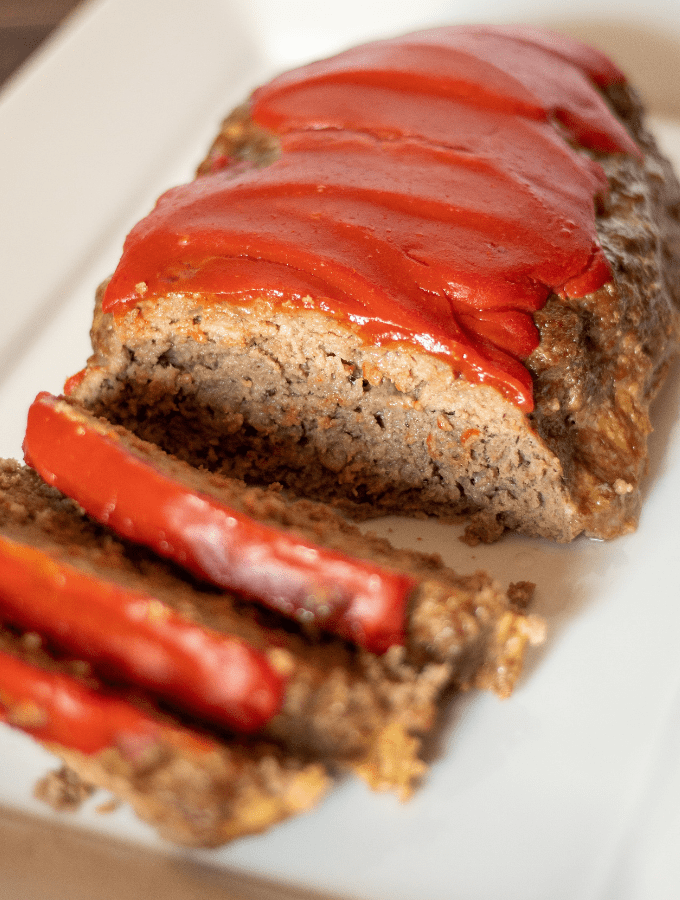 Keto Southern Style Meatloaf