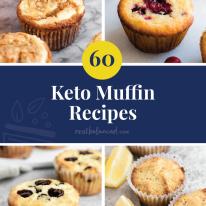 60 Keto Muffin Recipes