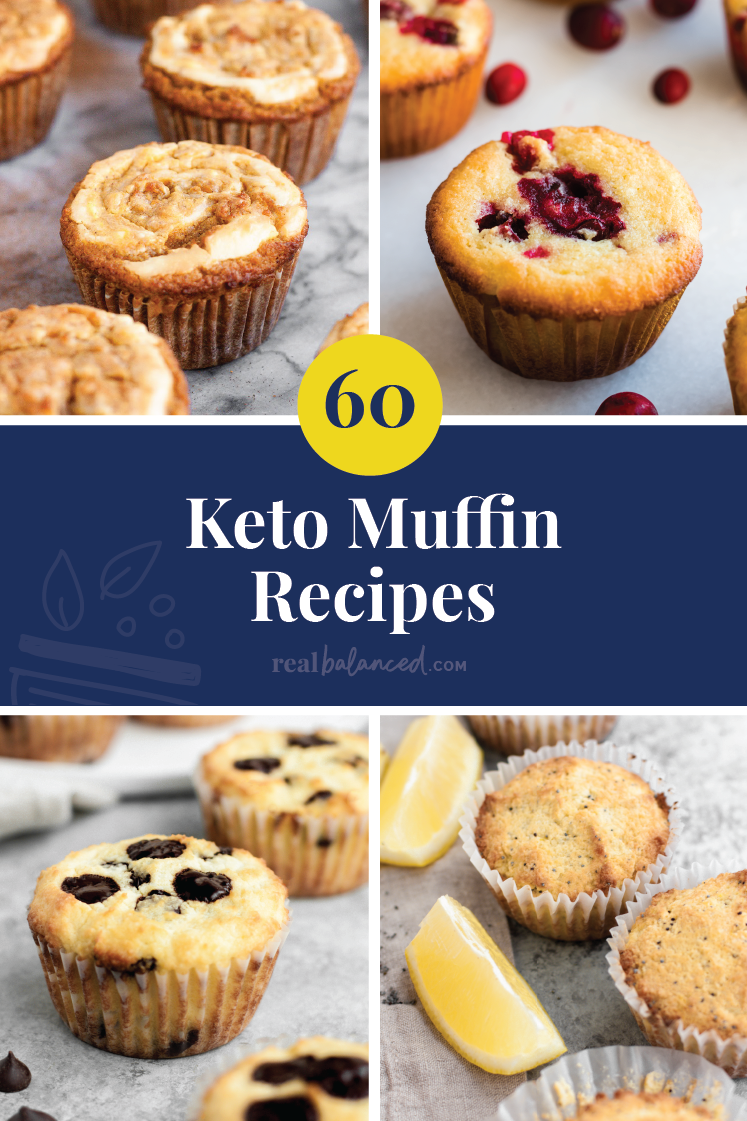 60 Keto Muffin Recipes