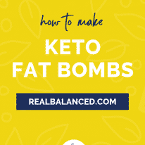 How to Make Keto Fat Bombs