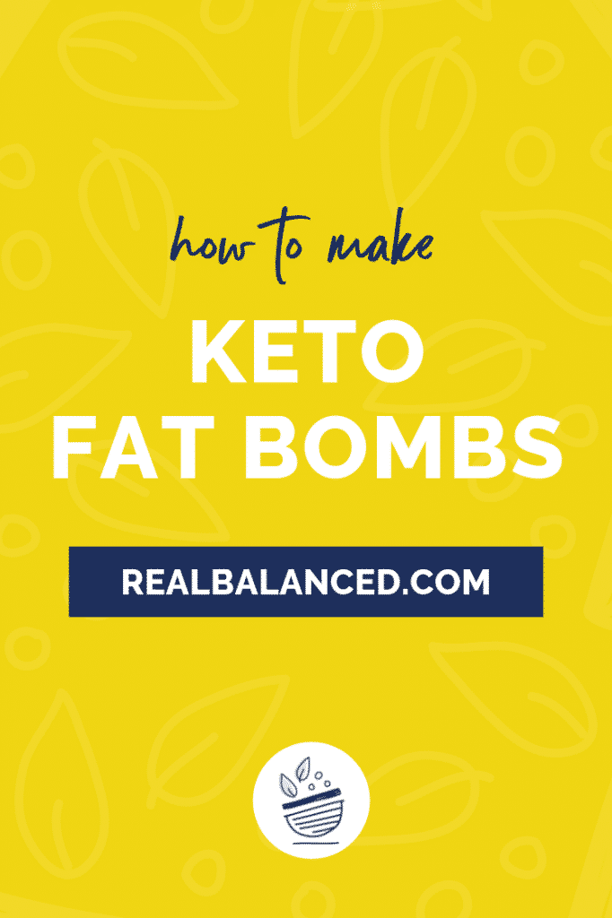 How to Make Keto Fat Bombs featured post image