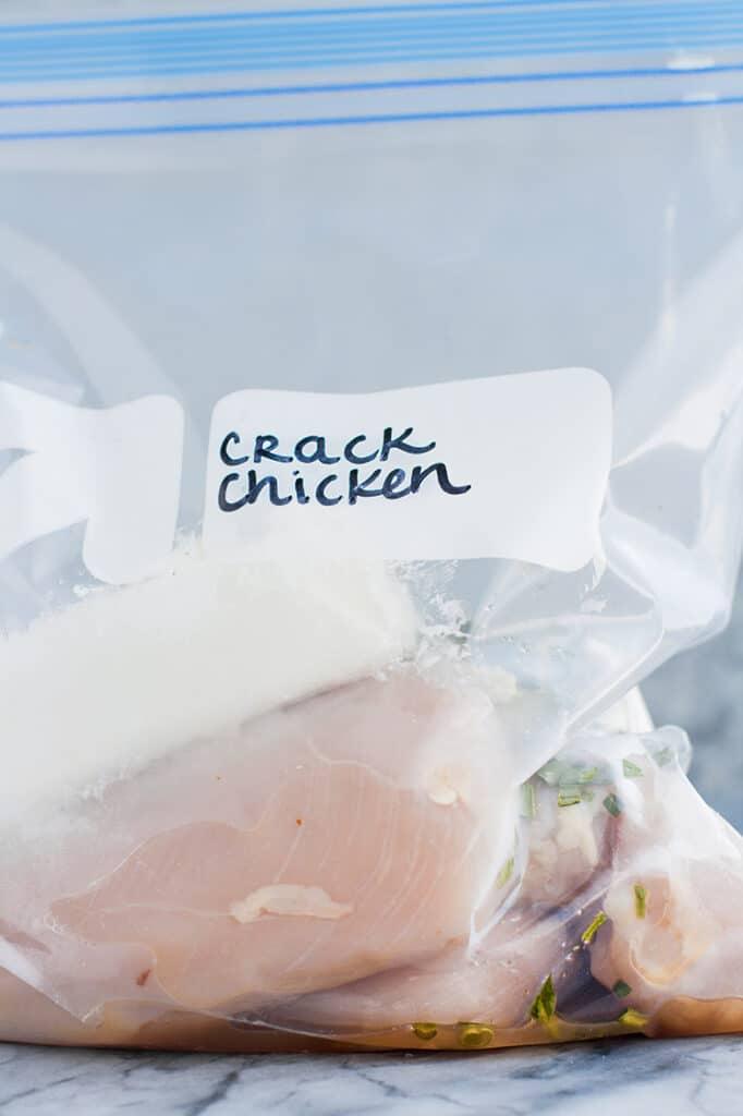 crack-chicken-ingredients-in-freezer-bag