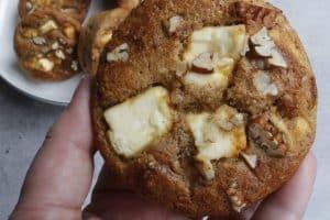 keto cheesecake muffins