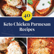 40 Keto Chicken Parmesan Recipes