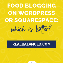 Food Blogging on WordPress or Squarespace: Which Is Better?