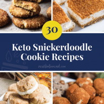30 Keto Snickerdoodle Recipes