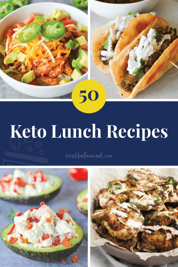 50 Keto Lunch Recipes