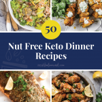 50 Nut Free Keto Dinner Image