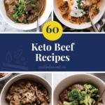 60 Keto Beef Recipes Image