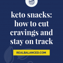 Keto Snacks: How To Cut Cravings and Stay on Track