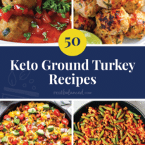 50 Keto Ground Turkey Recipes