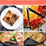20 Keto Pizza Recipes Pinterest Pin image
