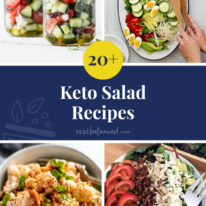 20+ Keto Salad Recipes