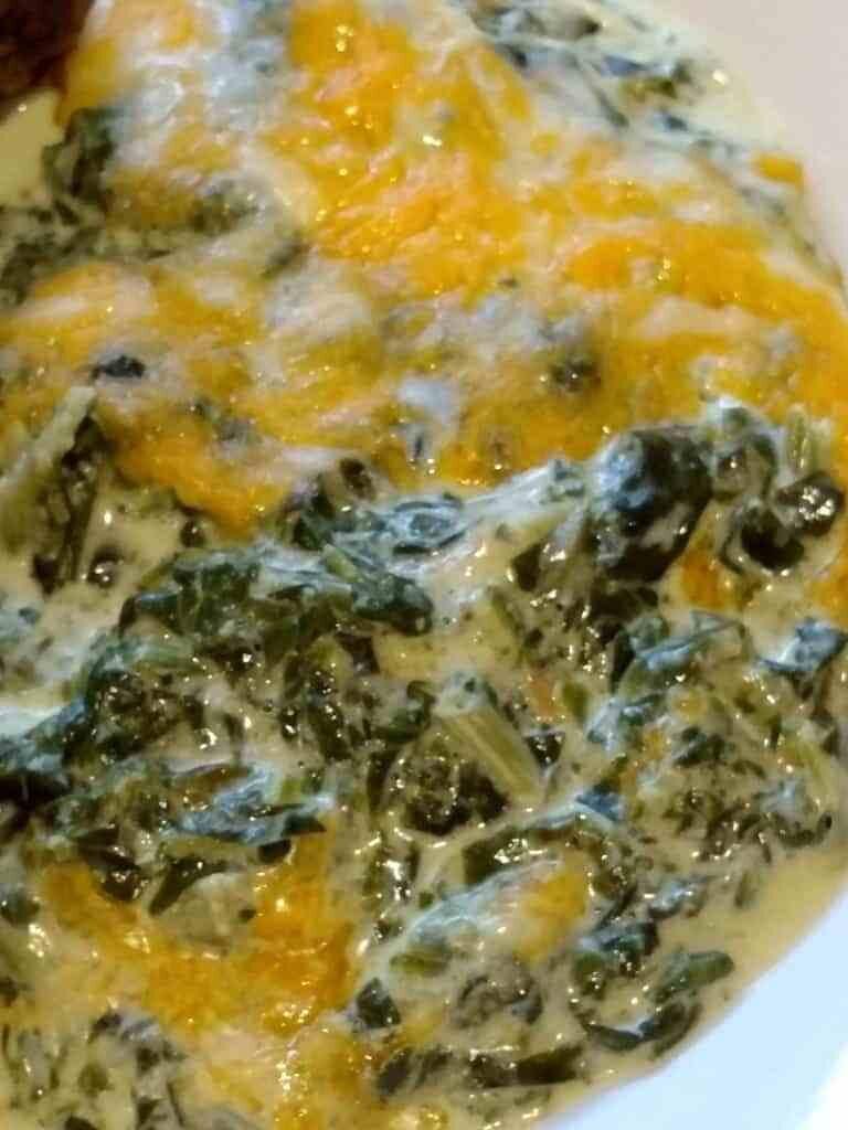 keto-thanksgiving-creamy-spinach